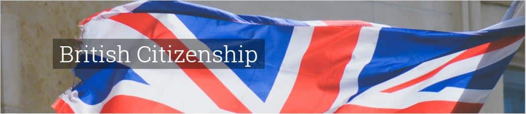 British Citizenship - QC Immigration - Immigration Lawyers In London