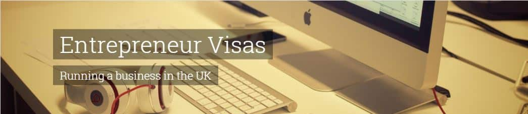 Tier 1 Entrepreneur Visa - QC Immigration - Immigration Lawyers In London
